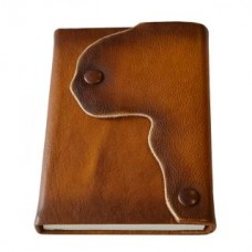 Italian Leather Diary (A5 Format)