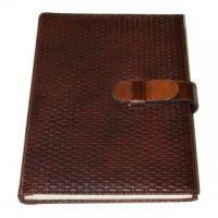 Italian Leather Diary (A4 Format)