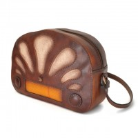 Cross-Body Bag Radio Days Bruce In Cow Leather