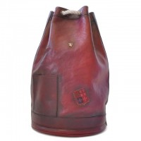 Travel Bag Patagonia In Cow Leather