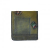 Messanger Medium Cross-Body Bag in Cow Leather