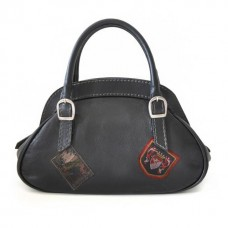 Handbag Giotto In Cow Leather