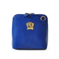 Volterra Italian Leather Womans Clutch
