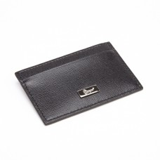 Carteira Saffiano Leather Slim Card Case (Bloqueio RFID)